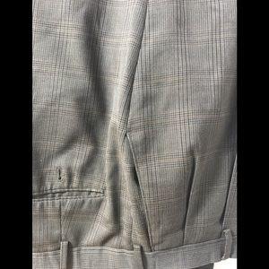 Men's Ralph Lauren Slacks - pleated/cuffed